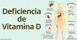 deficiencia vitamina d